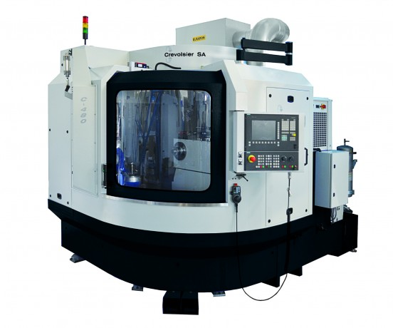 Crevoisier SA - Grinding and finishing center - C480