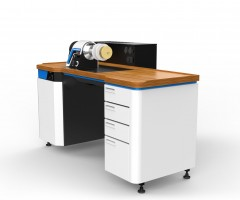 Crevoisier SA - Polishing station - C510 station
